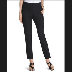 Chico's So Slimming Courtney Ankle Pants
